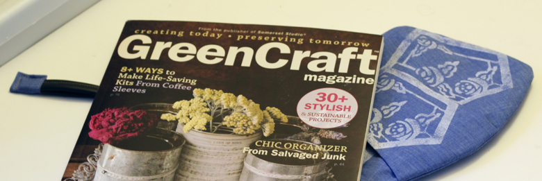 Featured in GreenCraft Magazine!