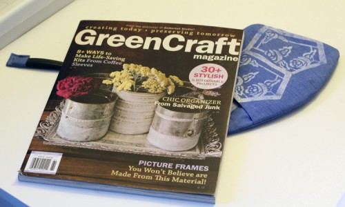GreenCraft Magazine, Spring 2016