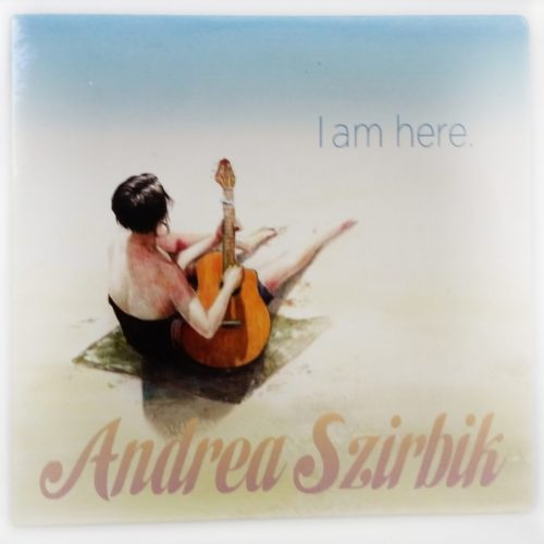 Andrea Szirbik CD: Watercolor Pencil Drawing Graphics with Stuart Mayer